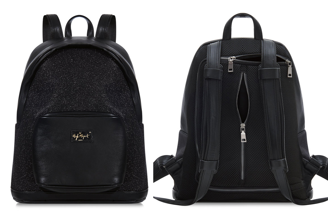 high spirits anti theft backpacks review