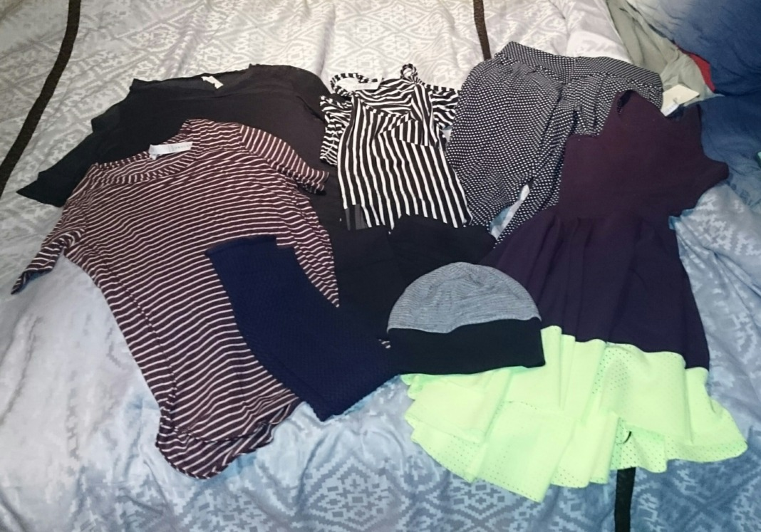lululemon warehouse sale haul 5