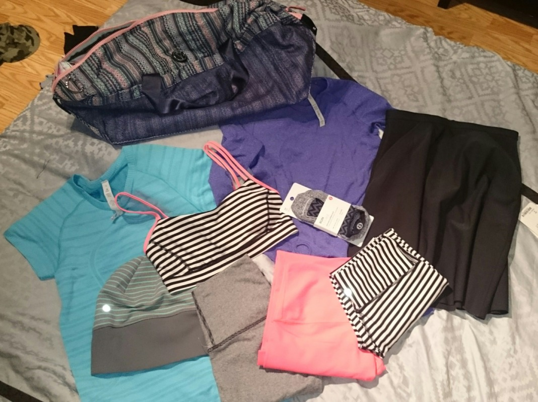 lululemon warehouse sale seattle 2016 haul 2
