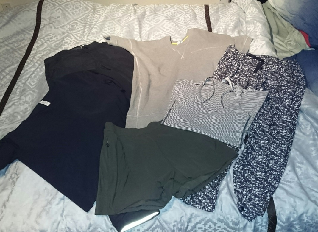 lululemon warehouse sale seattle 2016 haul 3