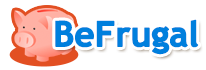 Be Frugal Logo