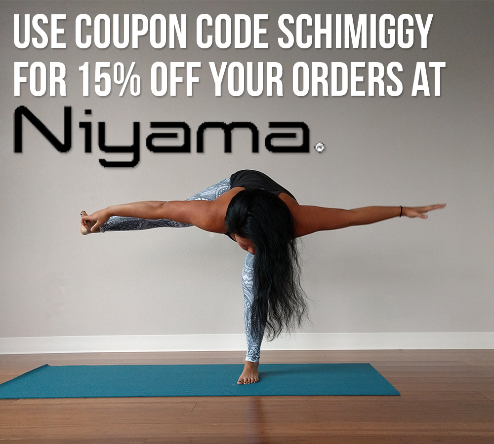 niyama sports coupon code schimiggy yoga pose