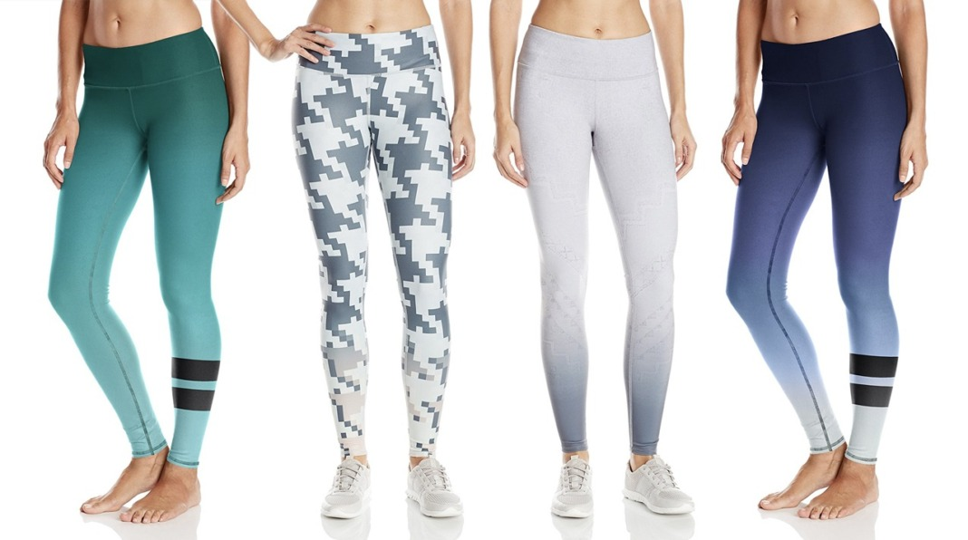 alo yoga leggings ombre activewear