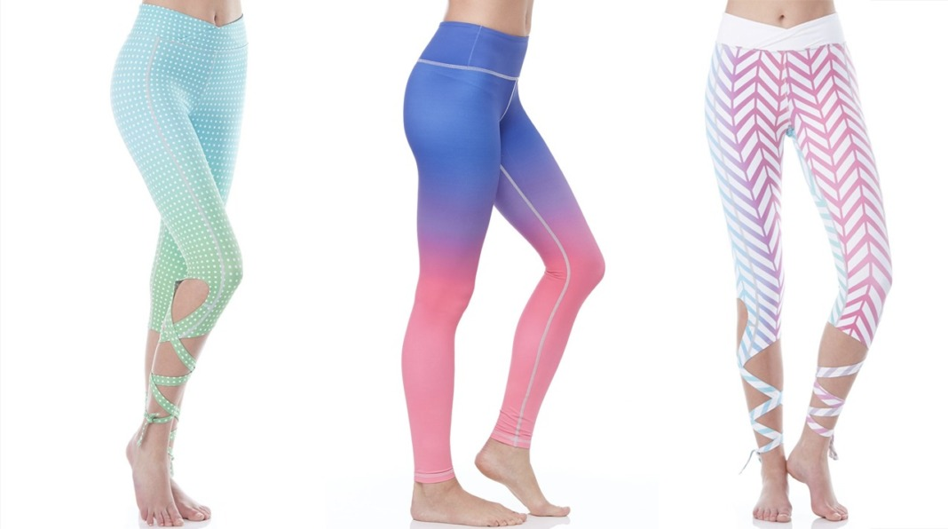 flexi lexi ombre leggings yoga activewear