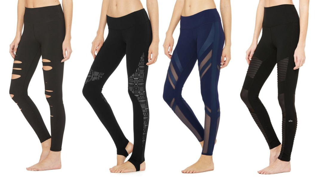 e8803dbf57bc7 ALO Yoga Review: High-Waist Moto Leggings - Schimiggy Reviews