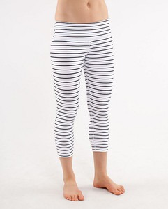 lululemon quiet stripe crop leggings