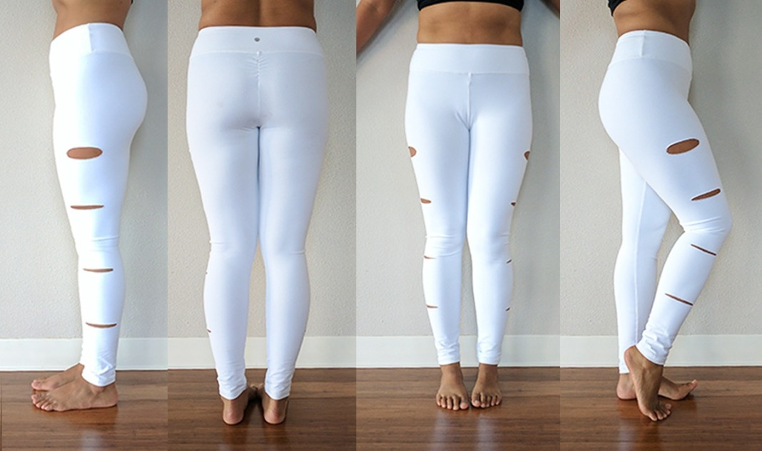 jala slash leggings review white