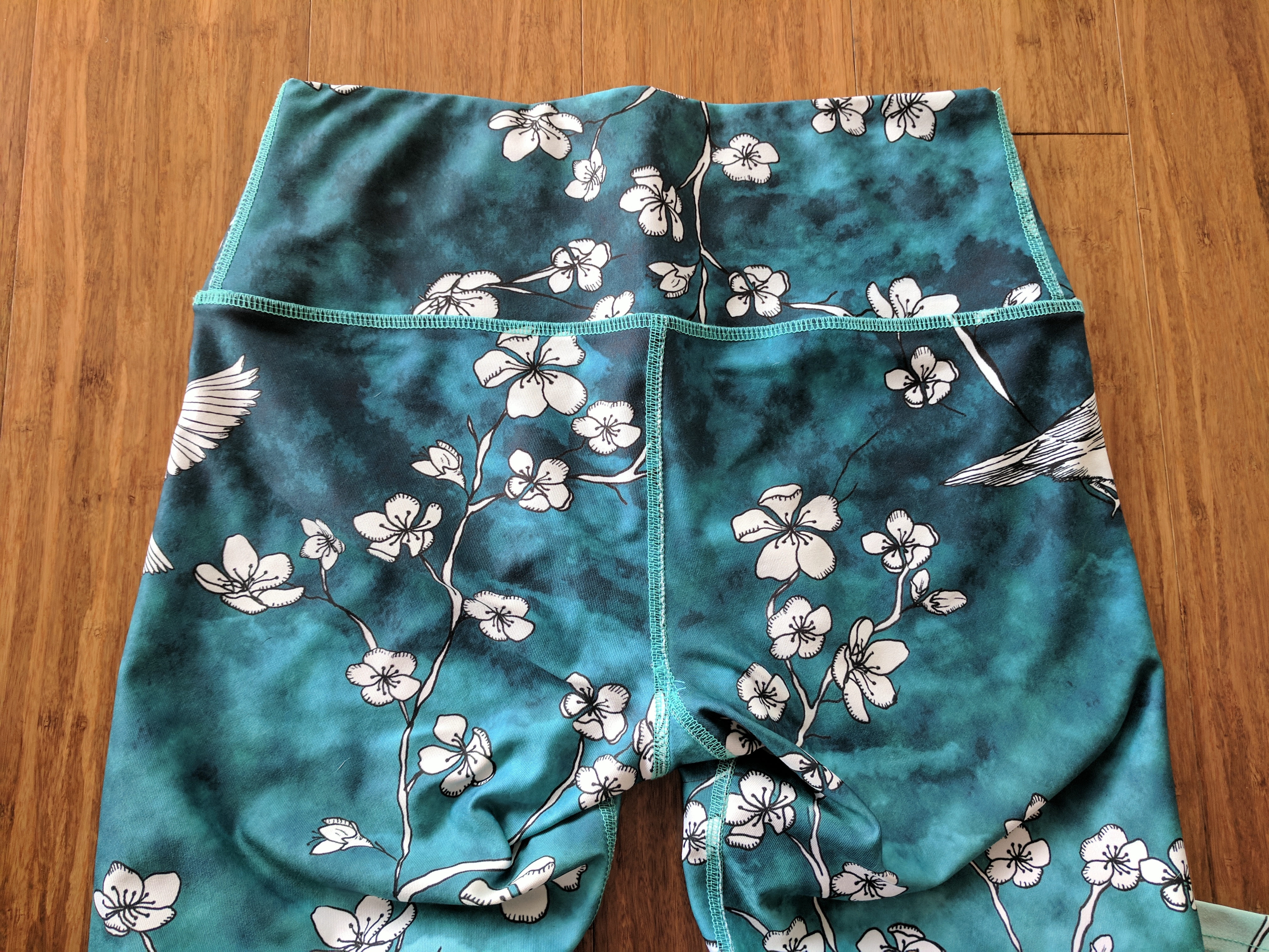 inner fire blossoms review waistband back