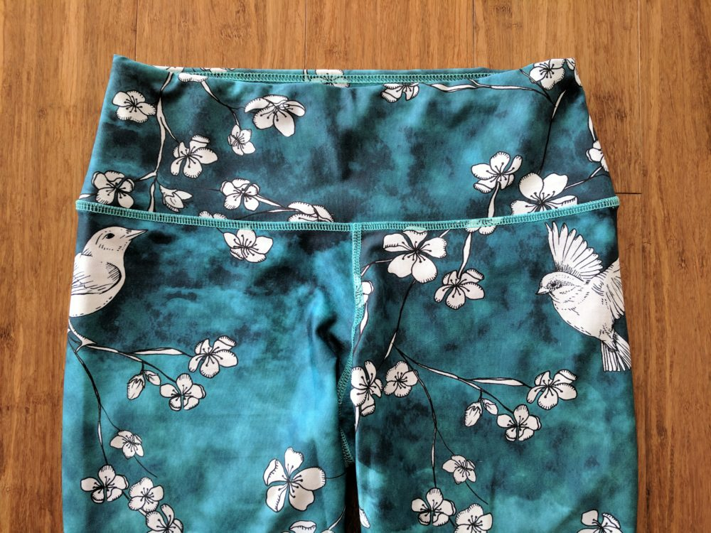 inner fire leggings review blossom waistband