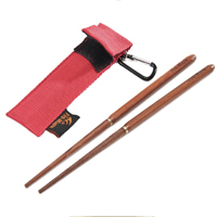 reusable travel collapsable chopsticks