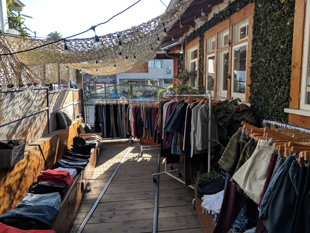 Alternative Apparel Venice Beach Store