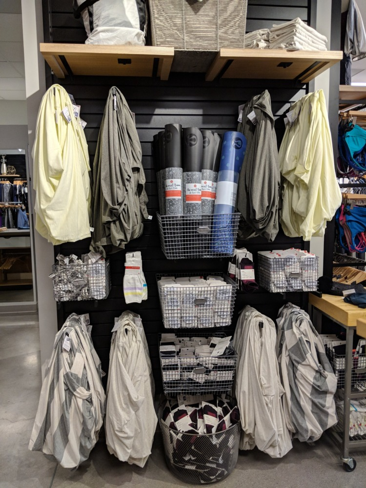 lululemon accessories