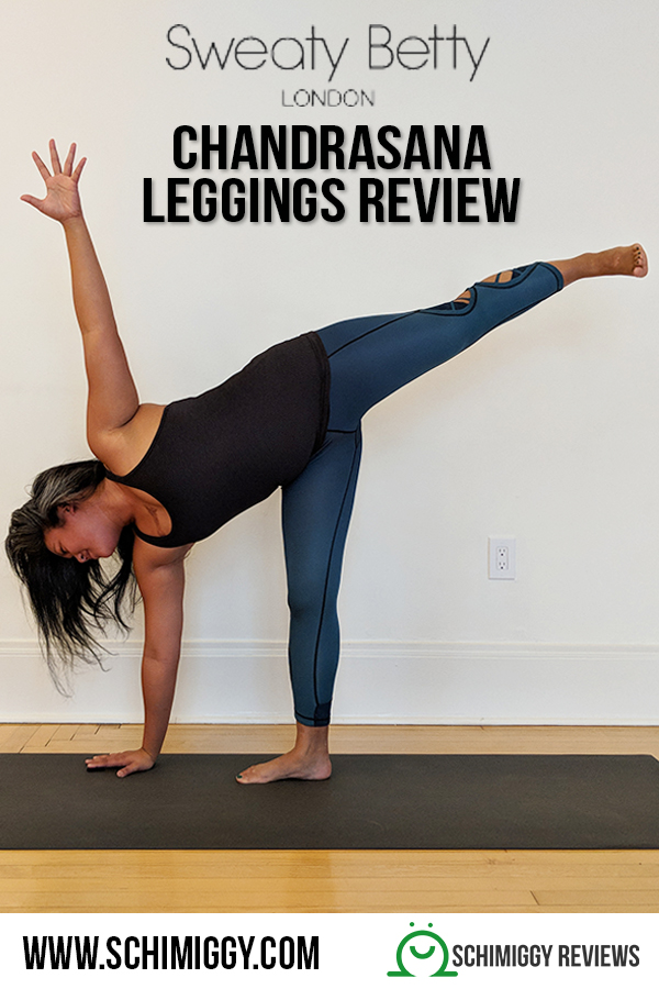 sweaty betty review chandrasana leggings