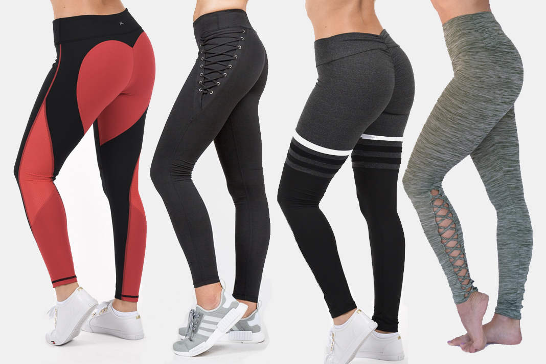 barbells to bombshells leggings review schimiggy