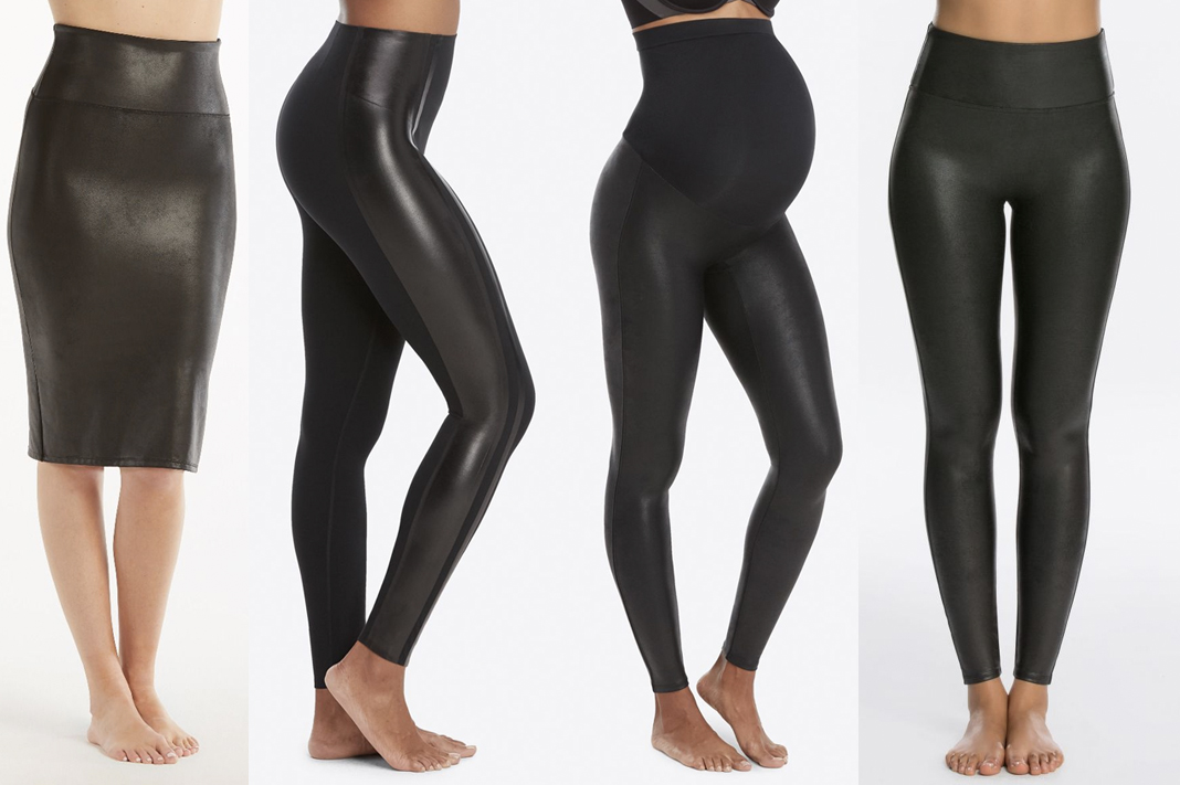 best shiny spanx leggings schimiggy reviews