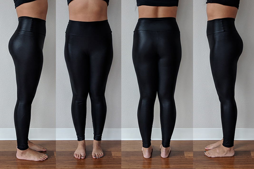 forlegs review shiny cire leggings black schimiggy