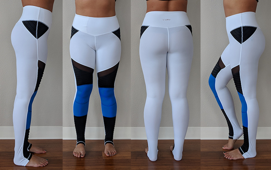 L'URV Activewear - Shake Your Booty Leggings (try on)