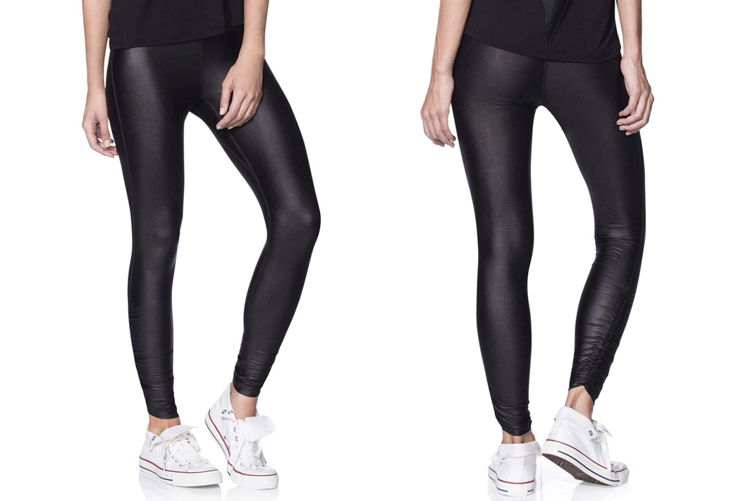 maaji joy voyage tights pants shiny leggings schimiggy