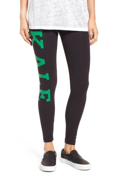 sub urban riot yale long leggings front