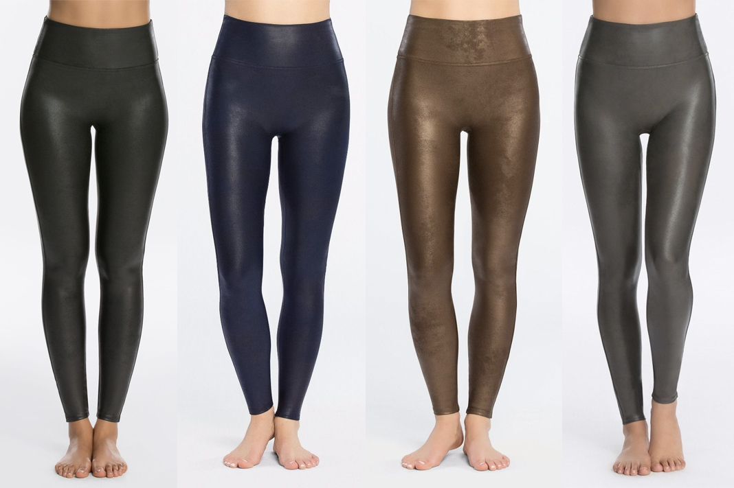 c93de1181b6db SPANX Leggings Review: Faux Leather Pants - Schimiggy Reviews