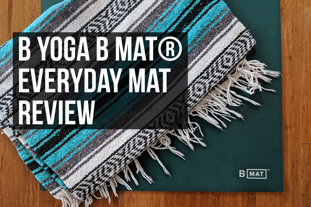 b yoga b mat everyday mat review coupon code schimiggy