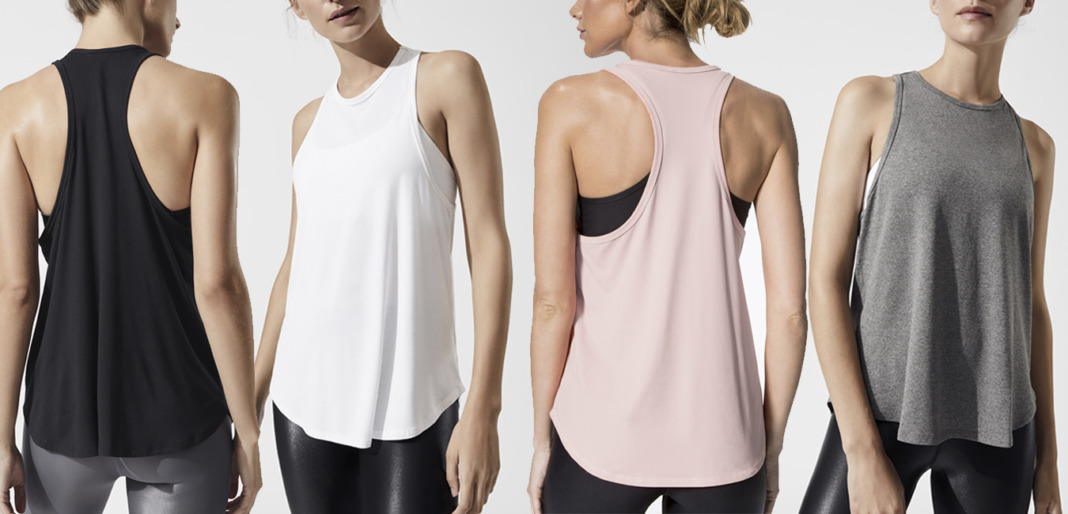 Carbon38 Motion tank top