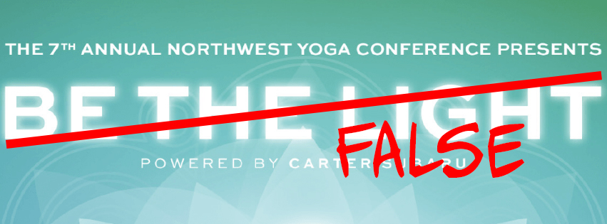 northwest yoga conference theme false