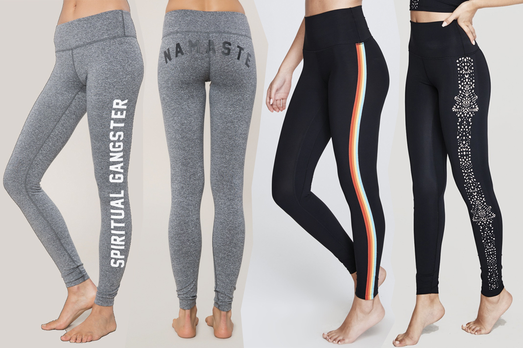 spiritual gangster review yoga leggings activewear