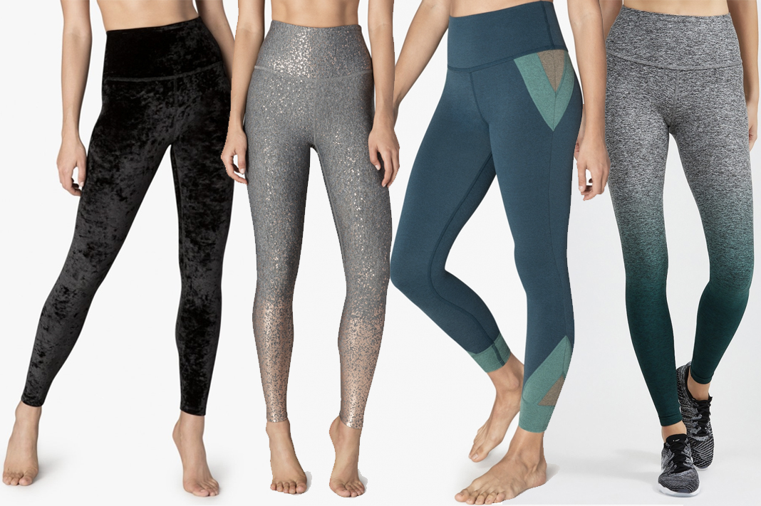 5364cb5a746e49 Beyond Yoga Review: Space Dye Ombre Leggings - Schimiggy Reviews