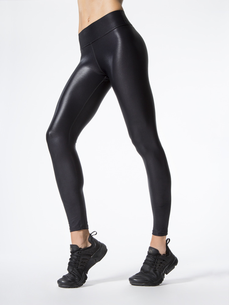 carbon38 takara black leggings front