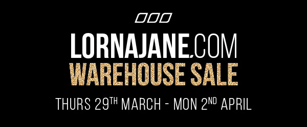 lorna jane warehouse sale online 2018