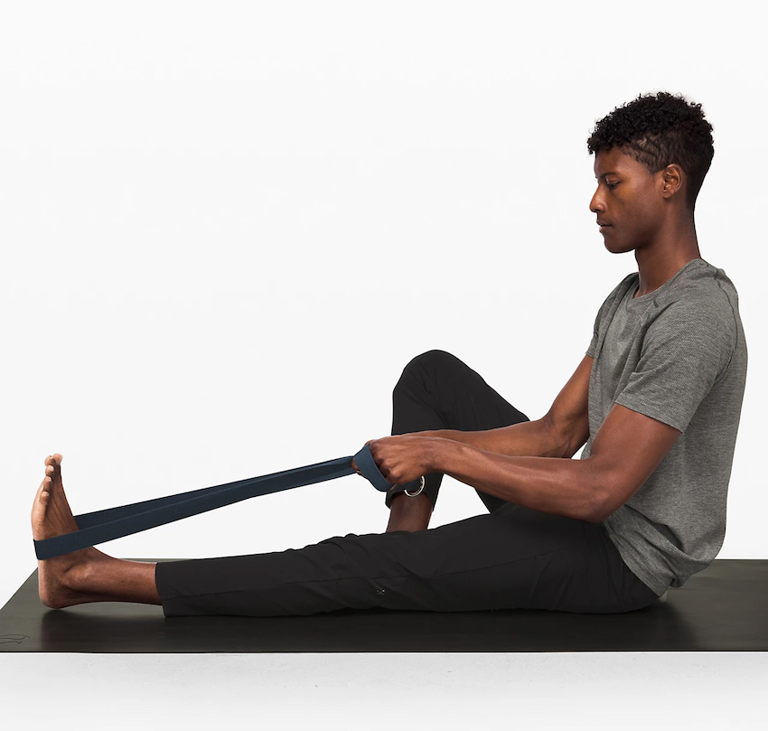 lululemon Yoga Stretch Strap | Schimiggy Reviews