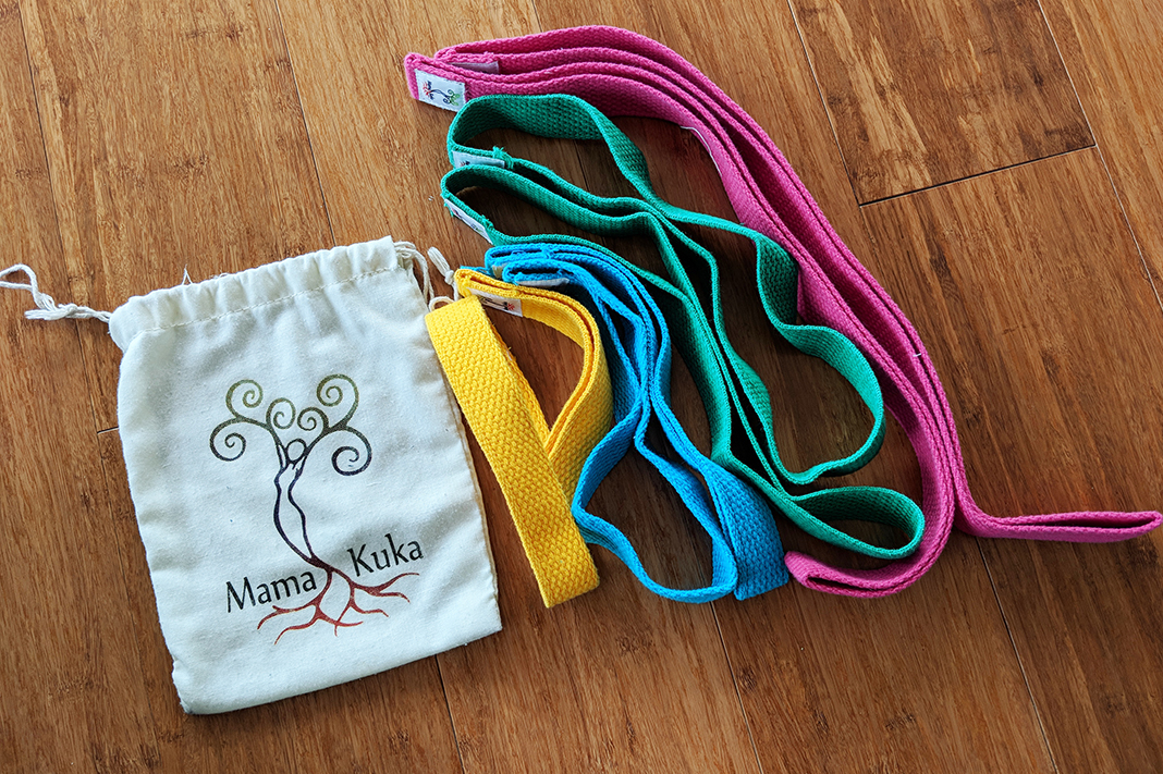 Yogasphere Straps by Mama Kuka