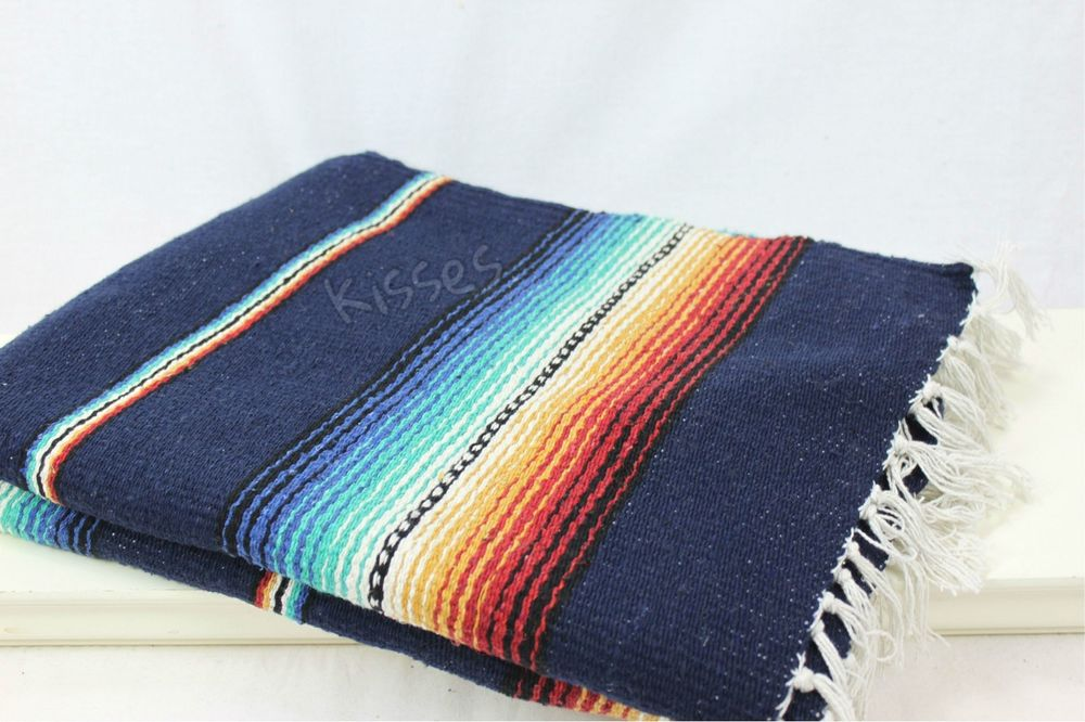 yoga props you need mexican serape yoga blanket