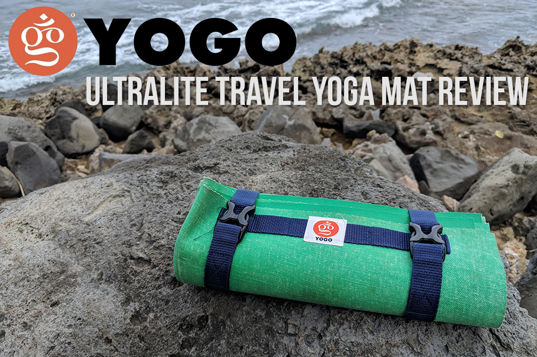 yogo travel yoga mat review ultralite yogo coupon code