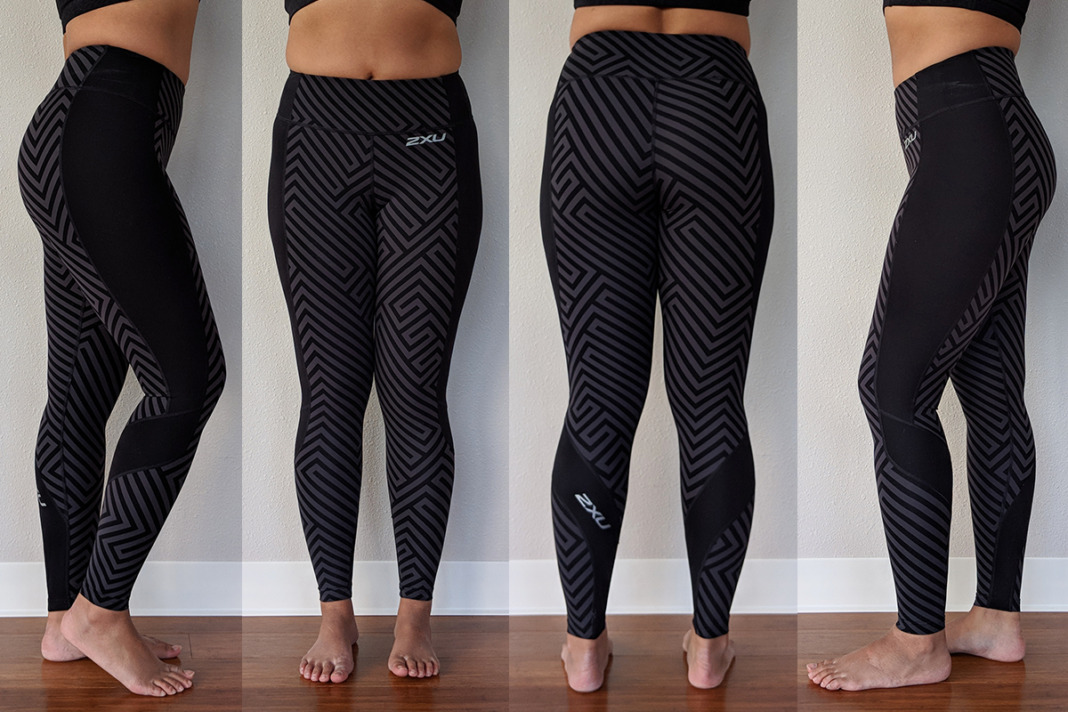 2XU Review Compression Tight Legging try on