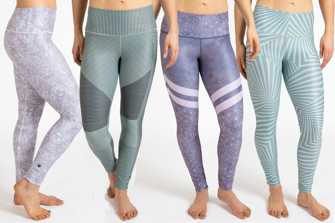 inner fire elevate your movement collection leggings spring 2018