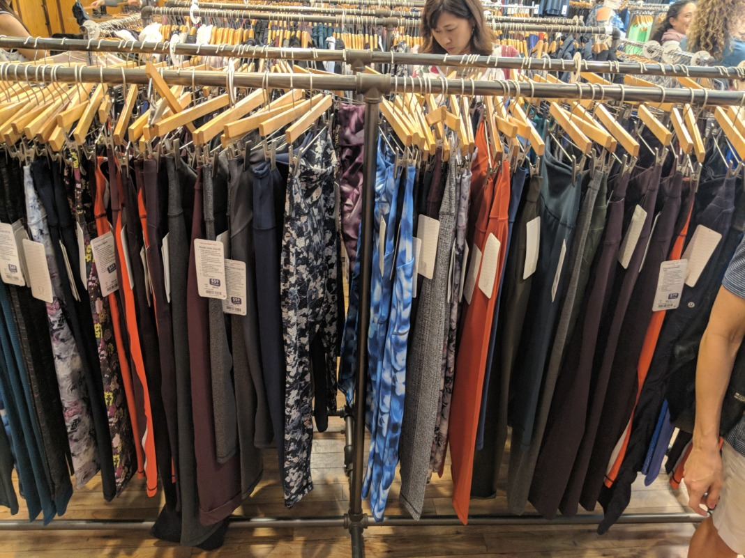 8ca835b10f What You'll Find at the lululemon Outlet - Schimiggy Reviews