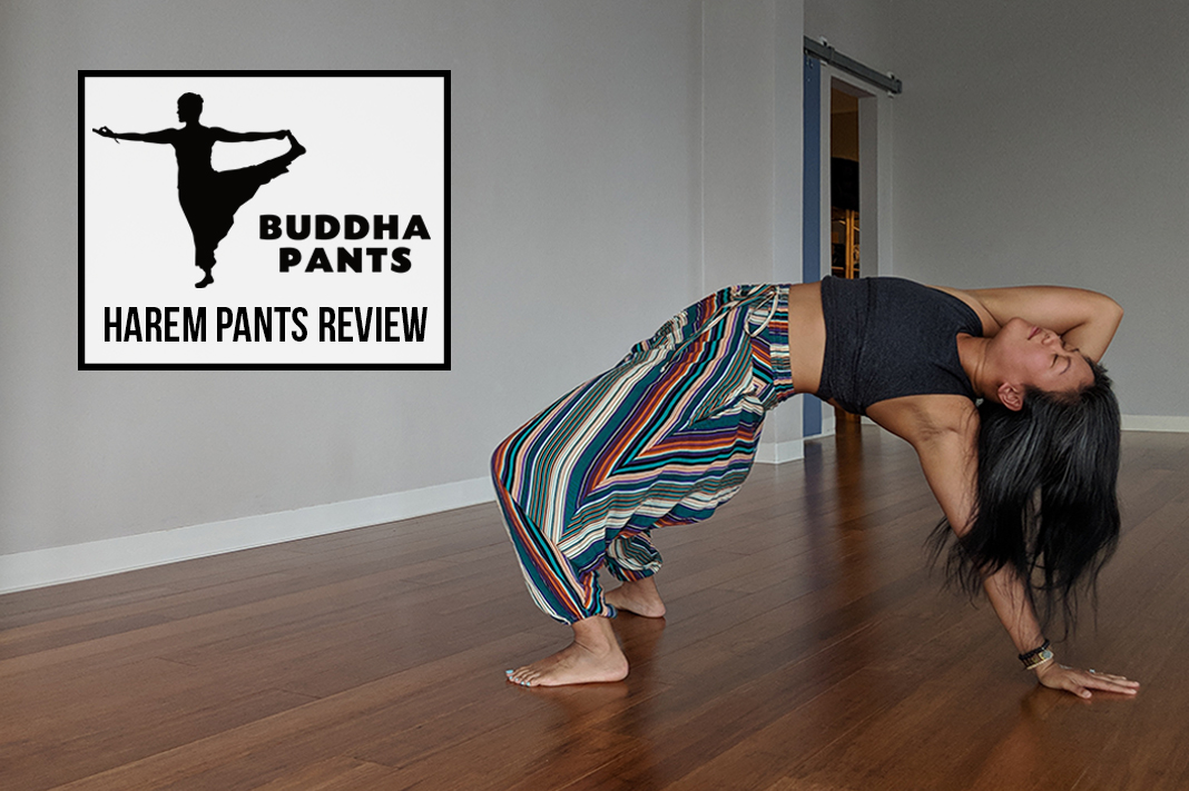 buddha pants harem pants review green stripes schimiggy reviews