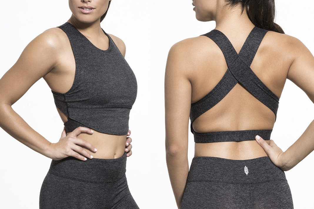free people movement halo crop top sport bra