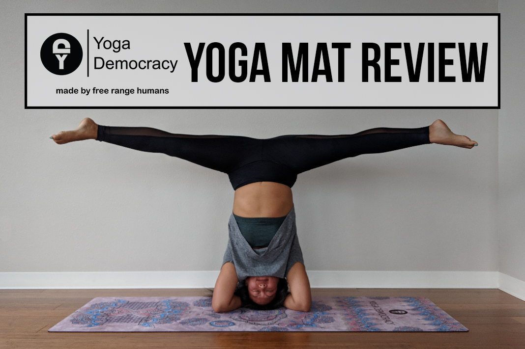 yoga democracy yoga mat review mystic elephant schimiggy reviews