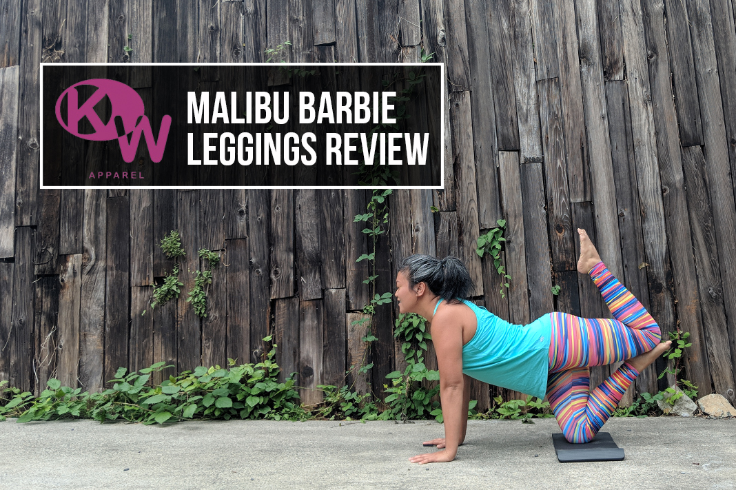 kdw malibu barbie leggings review schimiggy
