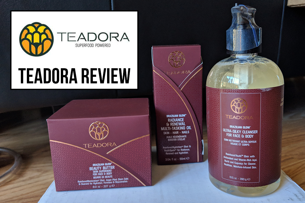 teadora review natural beauty skincare products schimiggy
