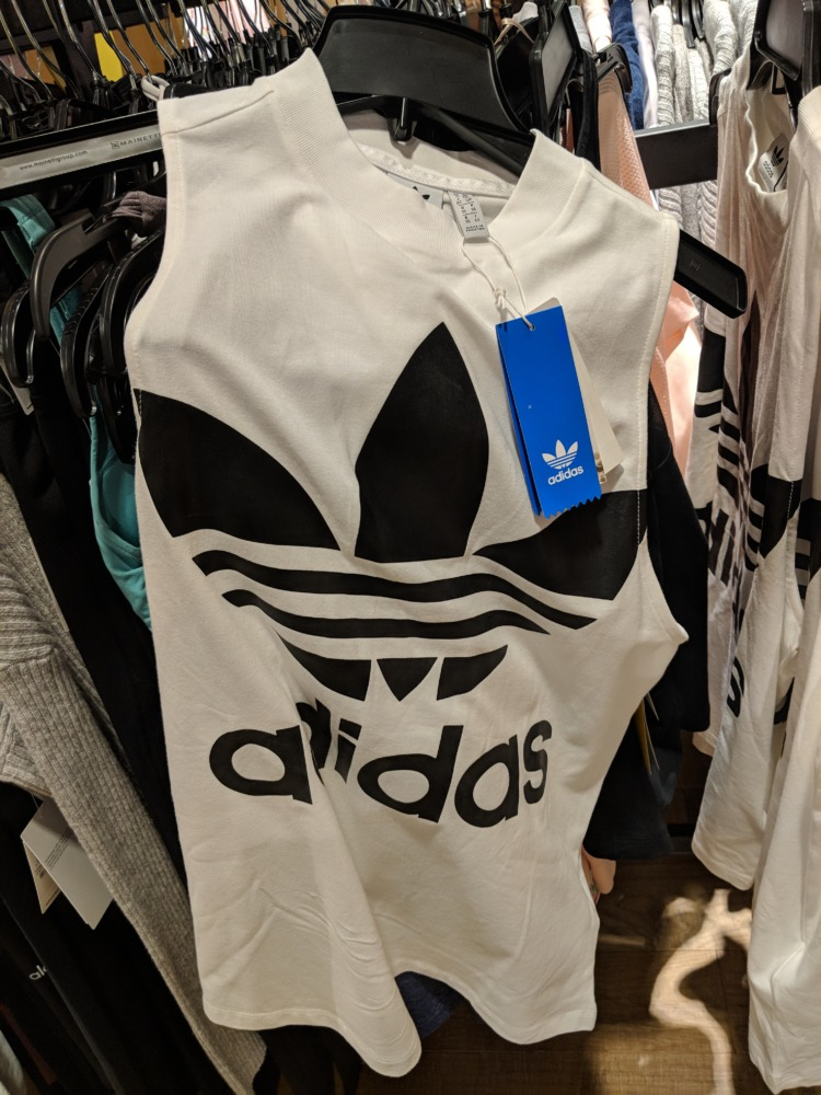adidas trefoil tank top nordstrom anniversary sale