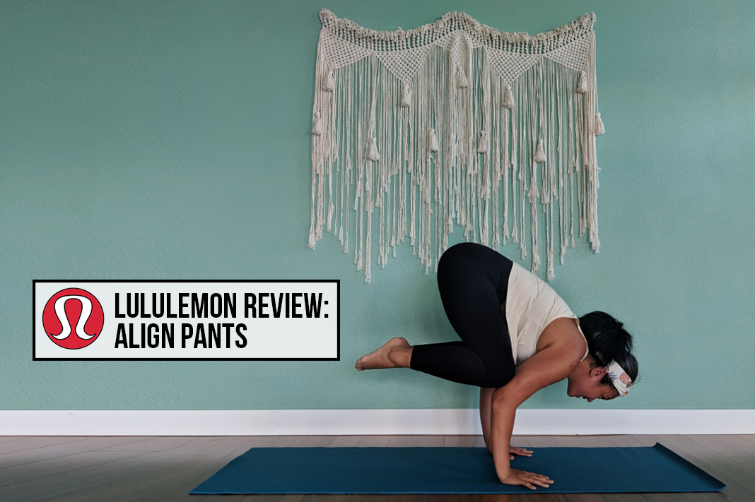 lululemon align pants review schimiggy
