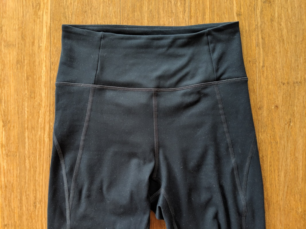 Girlfriend Collective Leggings Review high waist compression 4