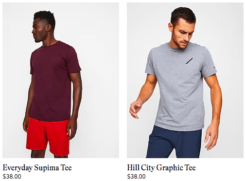 Hill City Men's Activewear LAUNCH