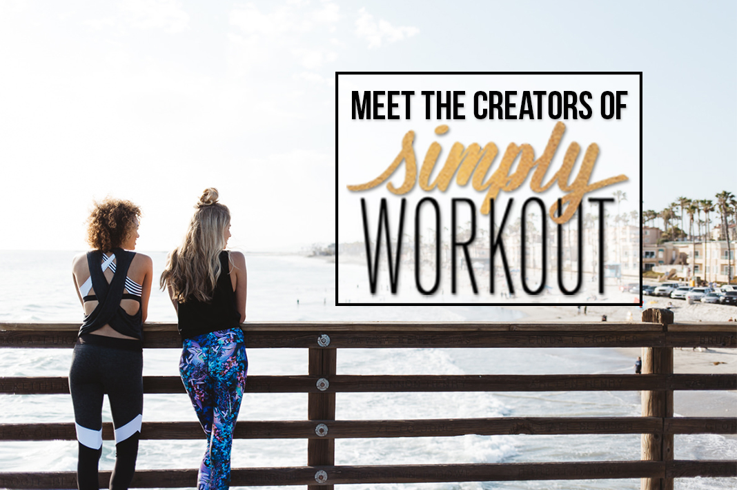 SimplyWORKOUT interview 2018