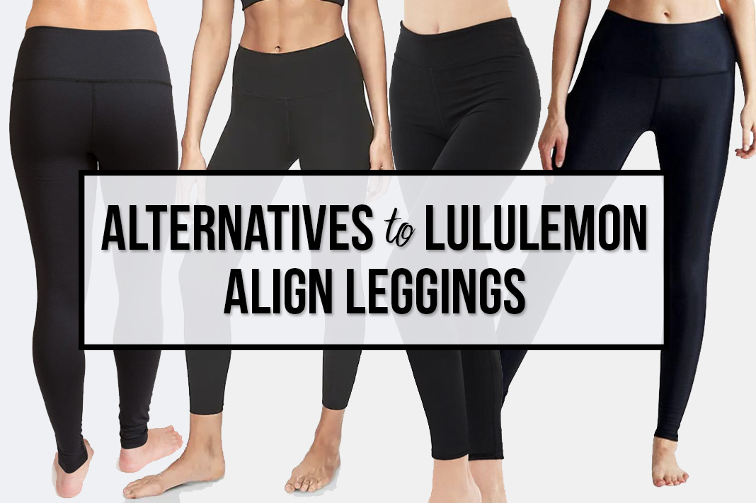 lululemon align legging alternatives schimiggy reviews