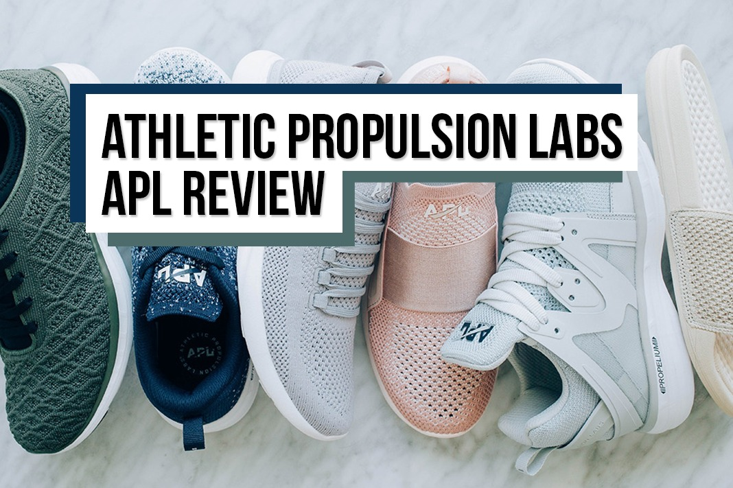 Athletic Propsulsion Labs APL Review: Bliss Sneaker Shoe